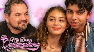 My Overprotective Dad Meets My Boyfriend | My Dream Quinceañera - Gisselle EP 1