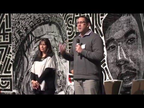 #ANDORE2016: Day 2 - Summit Keynotes Kate Cherrington, Mata Cherrington, and Reweti Wiki