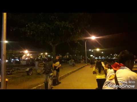 Zerolf Montilla/ormoc city night time @  plaza