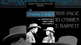 Singing Cowgirl