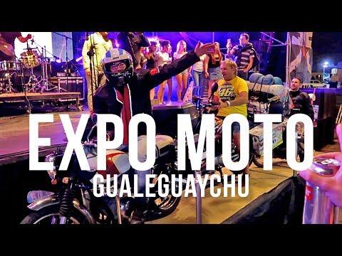 Así arrancó la Expo Moto Gualeguaychú! - Pablo Imhoff