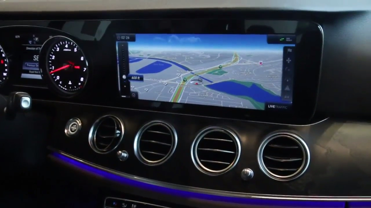 Mercedes-Benz COMAND® System | How to Use Features, Navigation