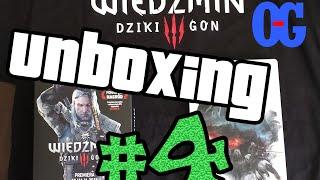 wiedźmin 3 dziki gon przedsprzedaż Unboxing #4 PL