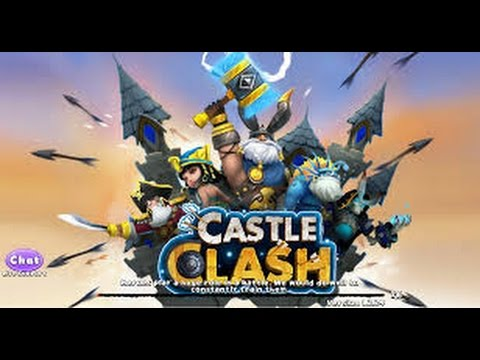 Castle Clash Hack 100%Working*Only One Way To Hack*//2016//