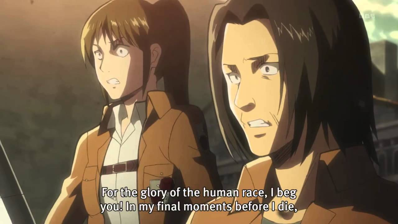 attack on titan english season 1 episode 1