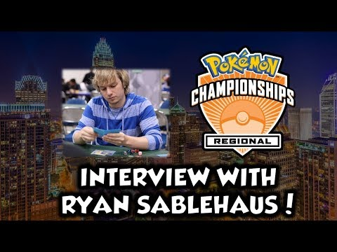 Interview with 6 Time Regional Champion Ryan Sabelhaus About His Charlotte Regionals Win!