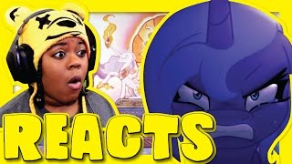 Lullaby for a Princess Animation | WarpOut Reaction | AyChristene Reacts