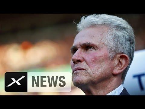 DFB-Blamage: Das denkt Heynckes ber die WM | FC Bayern Mnchen | SPOX