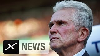 DFBBlamage: Das denkt Heynckes über die WM | FC Bayern München | SPOX