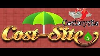 Обзор ресурсов CostMySite и Cost-Site! Сколько стоит сайт?(Обзор ресурсов CostMySite и Cost-Site! Сколько стоит сайт? Перейти на сайт CostMySite - http://costmysite.ru Перейти на сайт Cost-Site..., 2015-05-21T12:04:57.000Z)