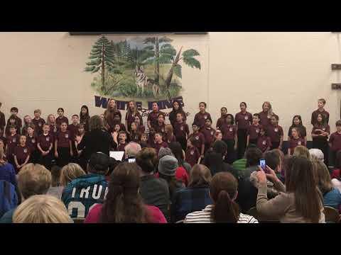 Sharvil White pine school BOISE white pine Choir December 7, 2017