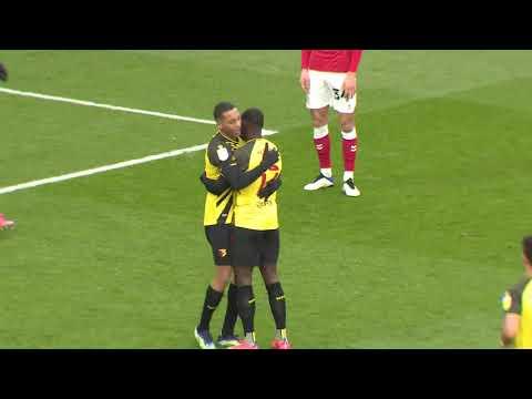 Watford Bristol City Goals And Highlights
