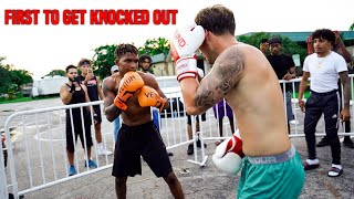 Last To Get Knocked Out Wins $10,000!