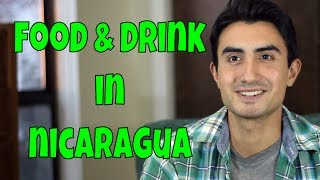foods and drinks in nicaragua