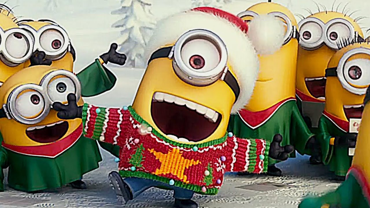 Minions - Christmas Trailer - Englisch - YouTube