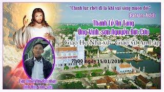 Giáo Xứ AN Lập - Thánh Lễ an Táng Ông Vinc Nguyễn Đức Cửu