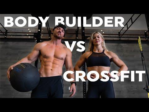 BodyBuilder vs Cross Fit Athlete - Karen with Brooke Ence