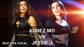 Agnez Mo VS Jessie J (Best Live Vocal) Who's Better?
