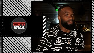 Tyron Woodley on Jake Paul fight & his new boxing career