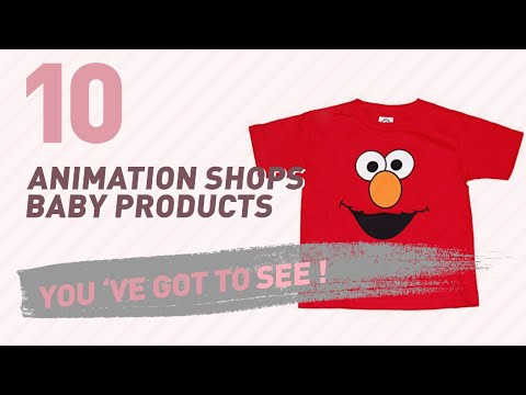 Animation Shops Baby Products Video Collection // New & Popular 2017