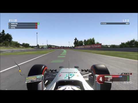 F1 2016 - Hungaroring   Hungarian Grand Prix Gameplay (PC HD) [1080p60FPS]