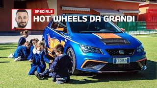 Com'è nata la vostra passione per le auto? | Seat Leon Cupra Hot Wheels