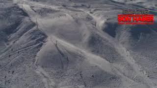 Hazarbaba Dağı Karla Kaplandı