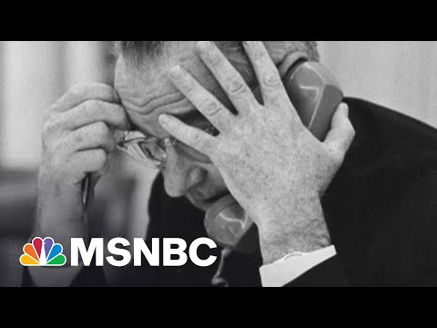New LBJ Phone Call Archive Gives Rare Glimpse Into Presidency