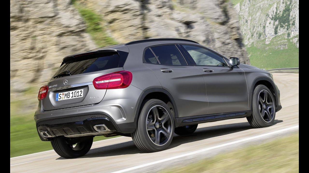 Prijzen Mercedes Benz Gla Klasse: Review Autovisie TV