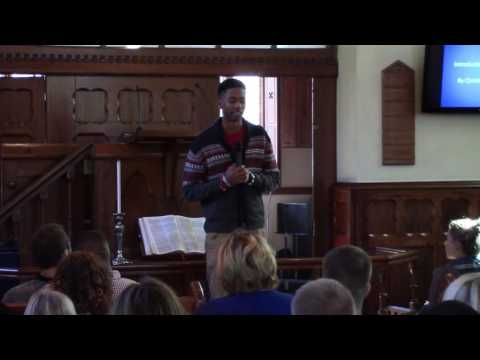 Baker University BU Chapel October 27, 2016 Part 1