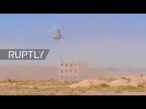 Armenia: CSTO's Poisk-2017 drills conclude in Bagramyan