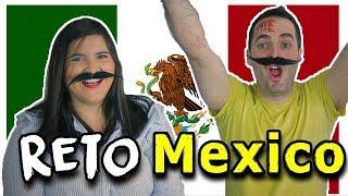 Reto Palabras Mexicanas - Felices Fiestas Patrias Mexico 🇲🇽
