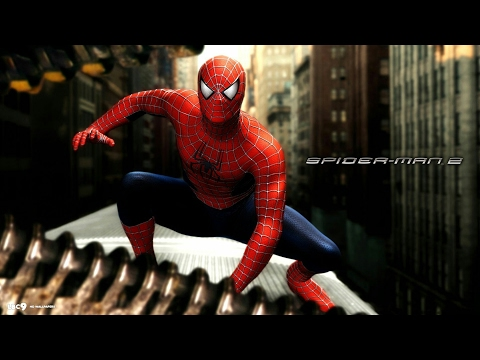 Spider-Man 2 | Adam Lambert - Runnin (With Lyrics)