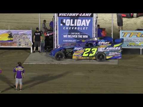 Sport-Mod A-Main Grayson County Speedway 7.28.18
