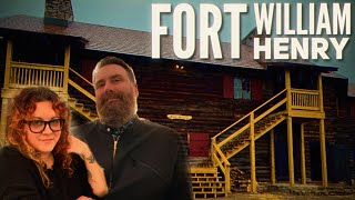 HAUNTED FORT WILLIAM HENRY - Lake George Ghosts & Legends