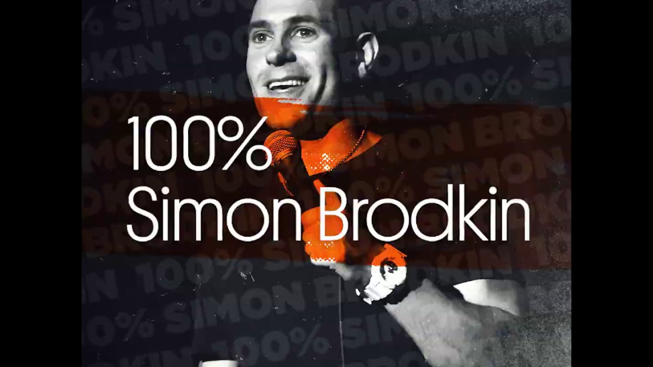 SIMON BRODKIN (Stand Comedy Club Shows On Sale Now!)