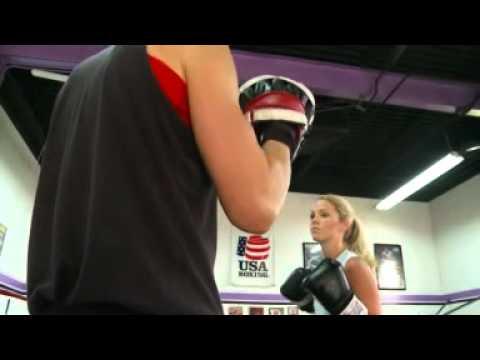 Allie LaForce vs. Vonda Ward
