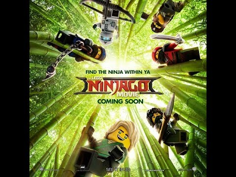 Η ΤΑΙΝΙΑ LEGO NINJAGO (THE LEGO NINJAGO MOVIE) - OFFICIAL TRAILER (ΜΕΤΑΓΛ.)