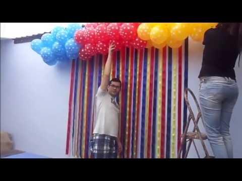 Vlog - preparação para a festa (galinha Pintadinha)