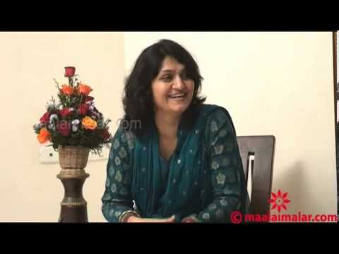 Celebrity interview videos - Singer Harini