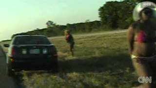 Outrage Over Highway Body Cavity Search