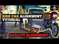 - SIDE CAR ALIGNMENT TUTORIAL | how to make side car