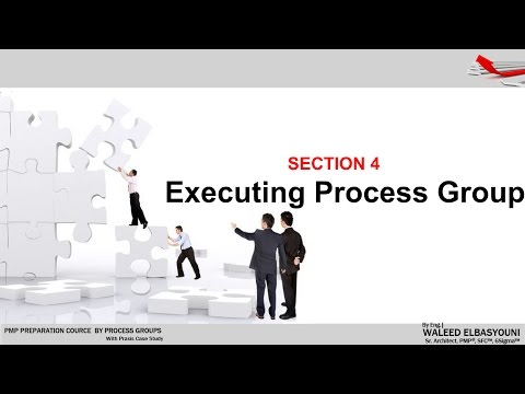 PMP 4.0 Executing  Process Group