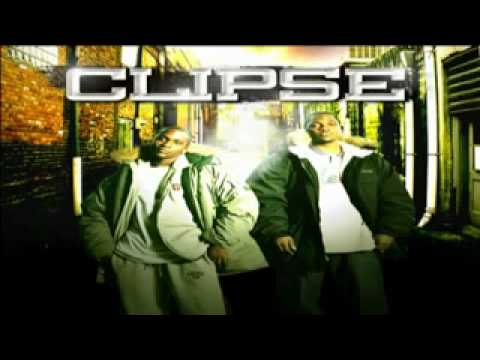 Clipse - When The Last Time (Instrumental)