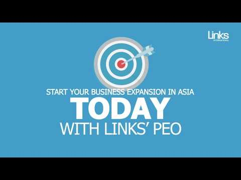 Links PEO - The most flexible way to expand your business into Asia
