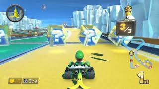 Mario Kart 8 - Mario Kart 8 (Wii U) - Triforce Cup - User video