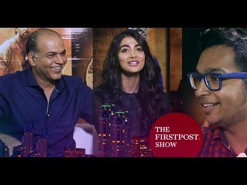Ashutosh Gowariker, Pooja Hegde | The Firstpost Show Season 1