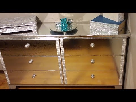 diy-glam-mirrored-dresser-heck-under-$20/#eliz7