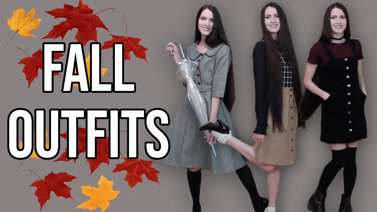 [VIDEO] - My Favorite Fall Outfits 2