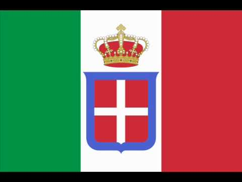 NATIONAL ANTHEM OF KINGDOM OF ITALY (1861 - 1946)